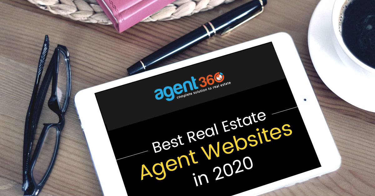 Best Real Estate Agent Websites in 2020