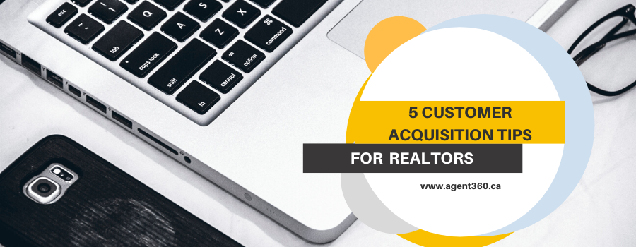 5 Customer Acquisition tips for effective Real Estate Sales