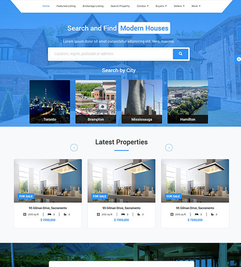 agents website builder